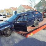 Skrota bilen gratis i Kungsbacka
